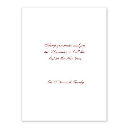 Midnight Tree Greeting Card