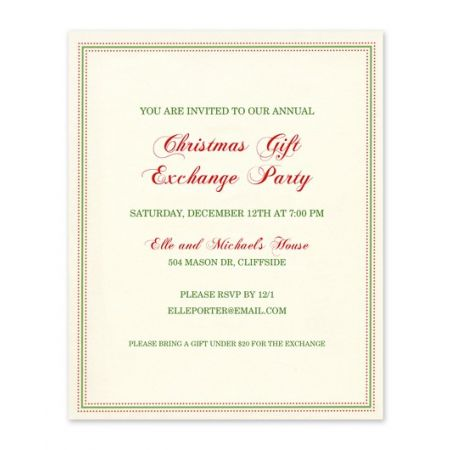 Twinkle Bright  Invitation