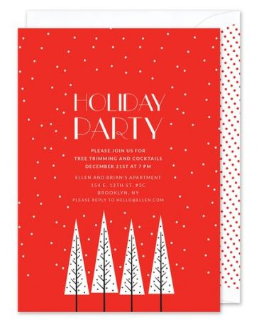 Geometric Trees Invitation