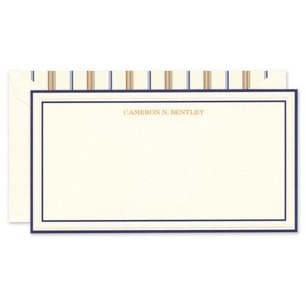 Twilight Border Note Card
