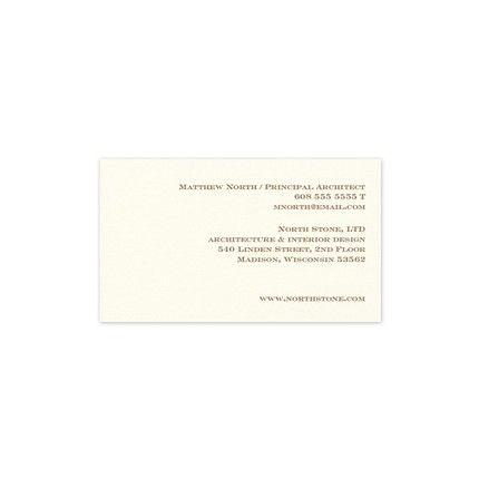 Ecru Digital Business Card
