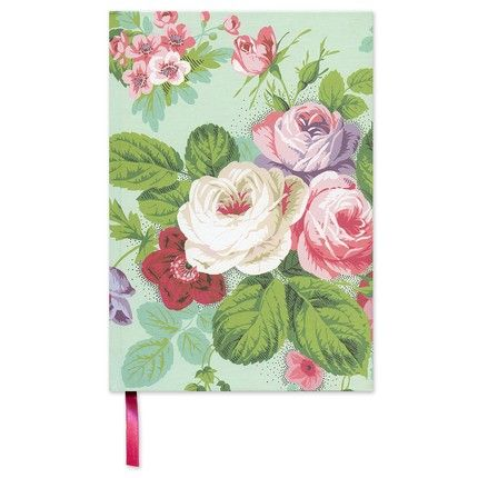 Amelie Floral Journal