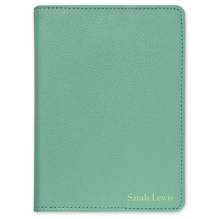 Robin's Egg Blue Notebook