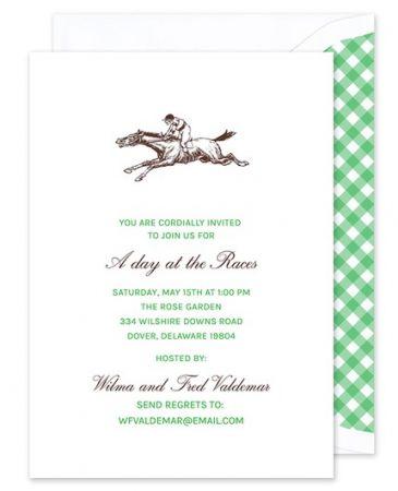 Thoroughbred Invitation