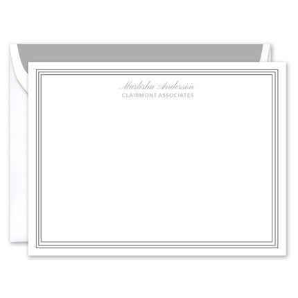 Clairmont Flat Card