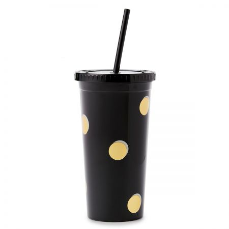 Scatter Dot Insulated Tumbler