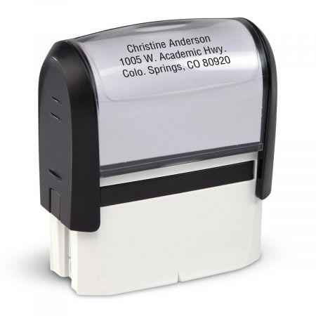 Mini Custom Address Stamp
