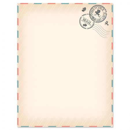 Love Letter Letter Papers