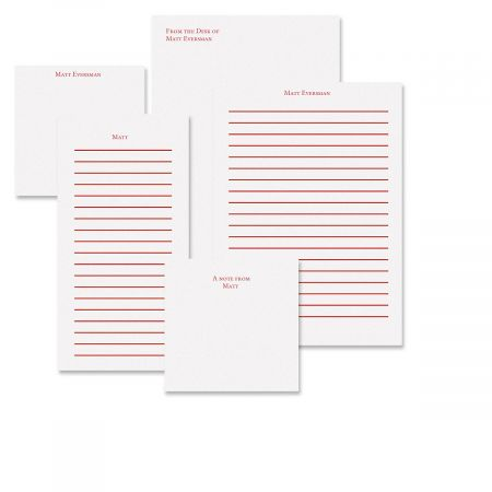 Primary Note Pad Sets