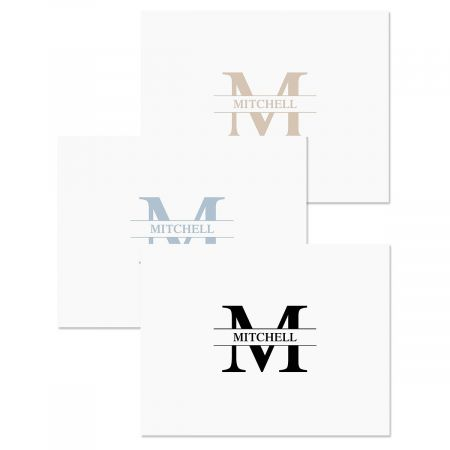 Front & Center Note Cards