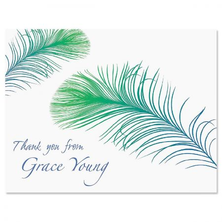 Panache Thank You Note Cards