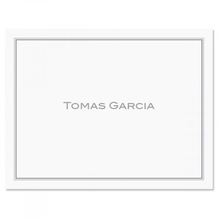 Refined Notecard-Grey-609290C