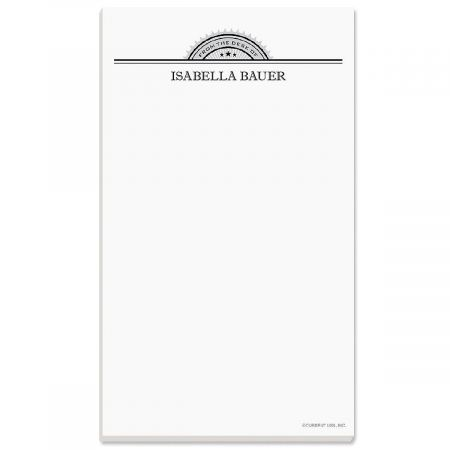 Approval Note Pad