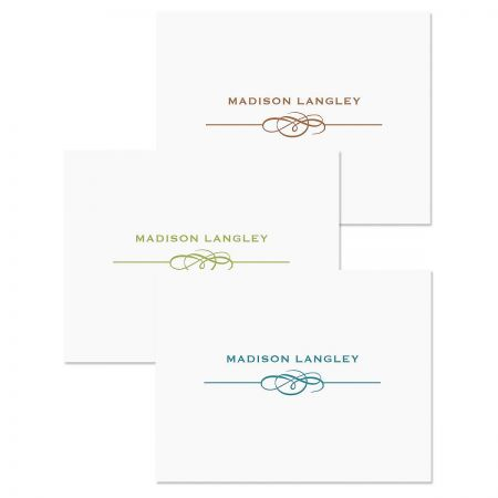 Distinction Note Cards