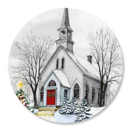 Country Church Seals