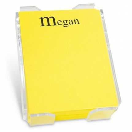 Yellow Jotter Card Set