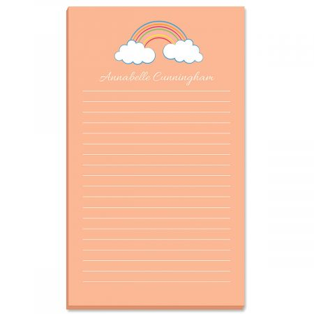 Rainbow Note Pad