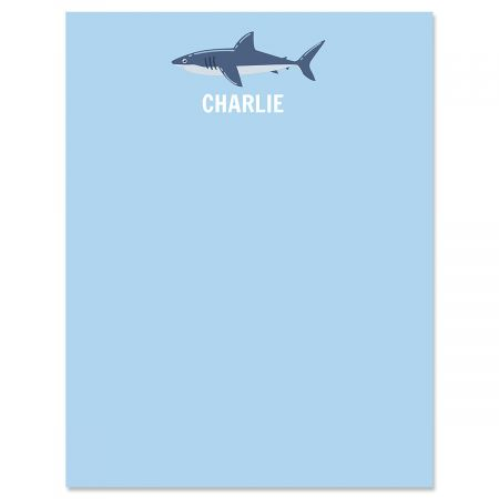 Shark Correspondence Cards