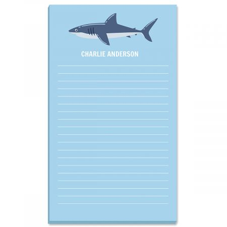 Shark Note Pad