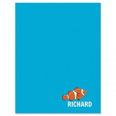 Clownfish Correspondence Cards