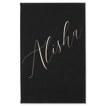 Name Personalized Journal