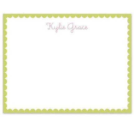 Pink Truffle Flat Card