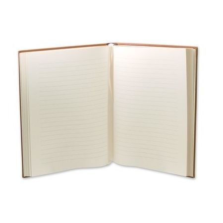 Tan Leather Manuscript