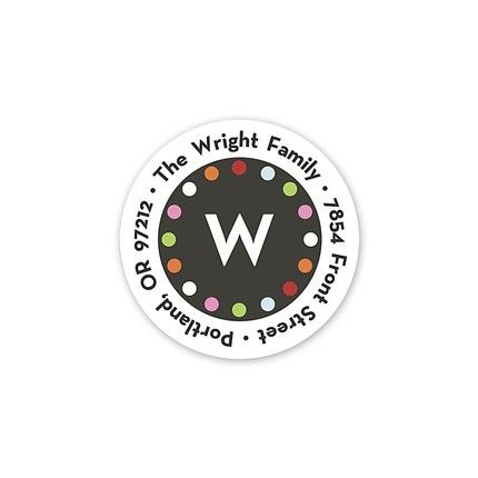 Merry & Bright Sticker