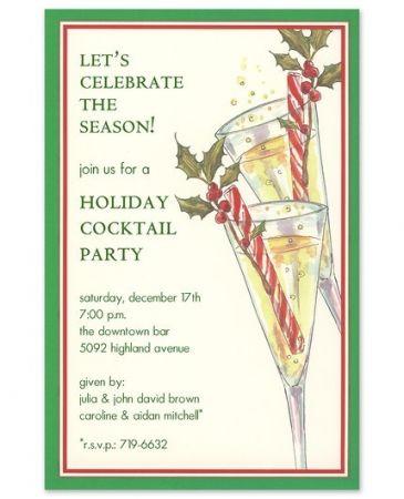 Cocktail Cheer Invitation
