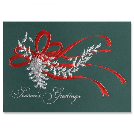 Forest Pine Greeting Card