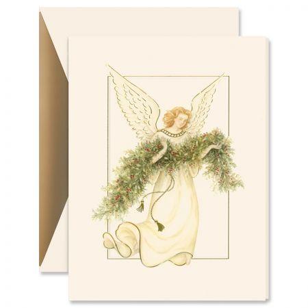 Fair Angel Greeting Card
