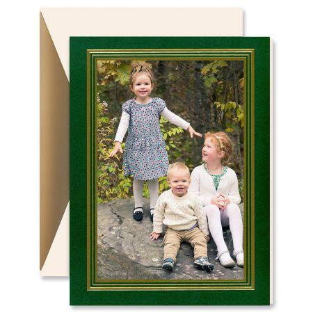 Imperial Pine Mounted Photo Card
