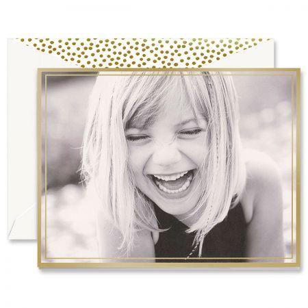 Double Frame Photo Card