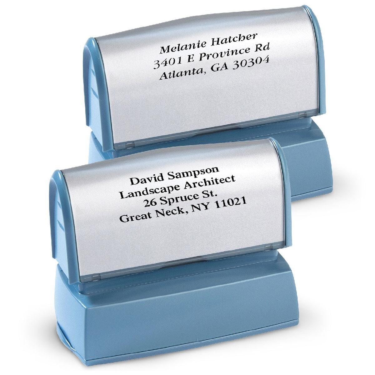 Classic Custom Address Stamp