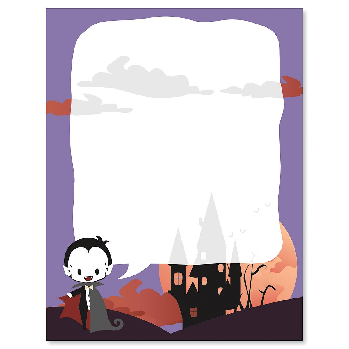 Vampire Letter Papers