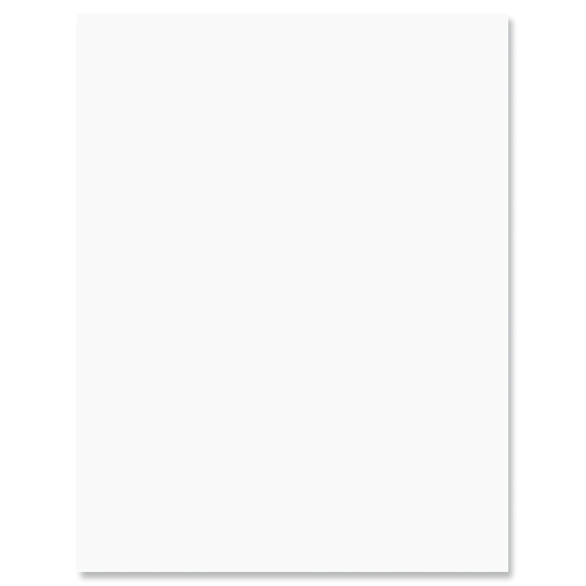 White Letter Papers