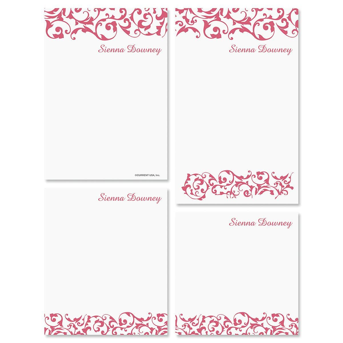 Twist Note Pad Set