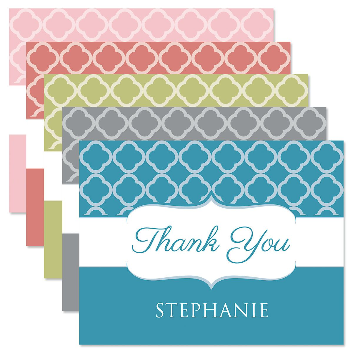 Renaissance Thank You Cards