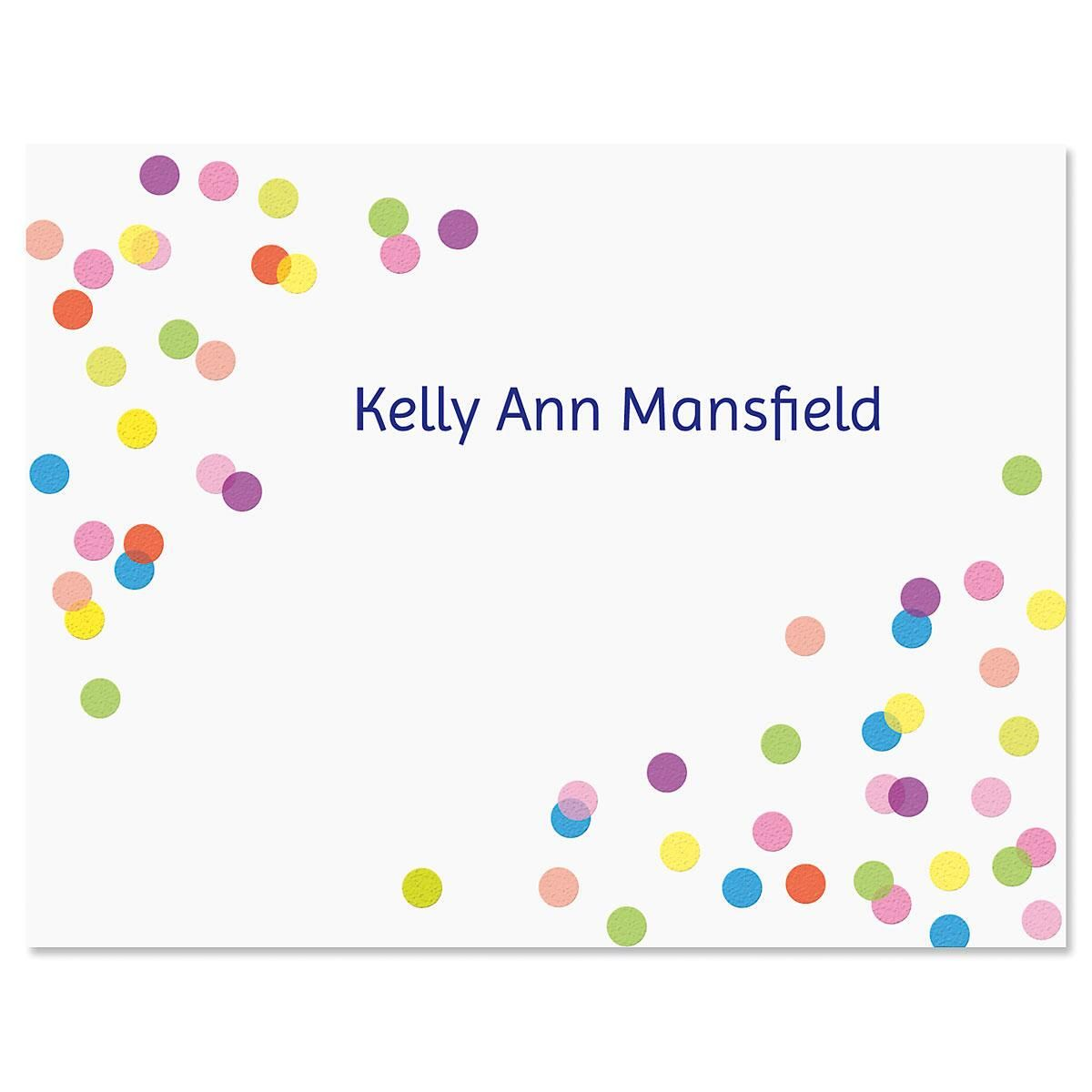 Celebrate Note Cards