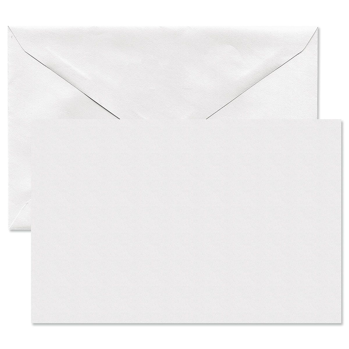 White Letter Paper Envelopes