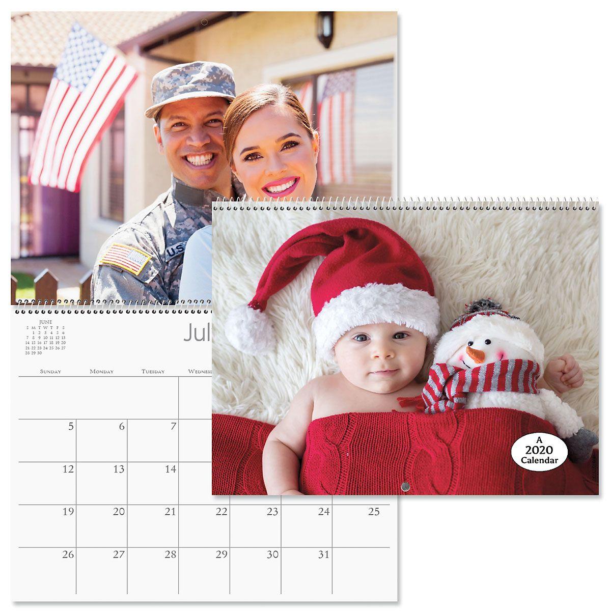 Classic 2021 Photo Calendar