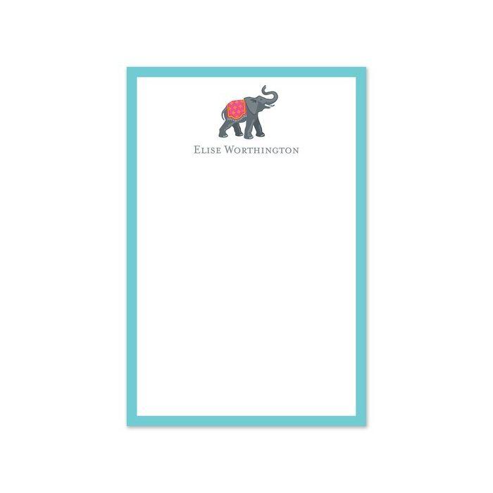 Elephant Note Pad