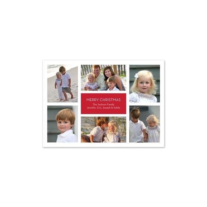 Merry Memories Photo Card