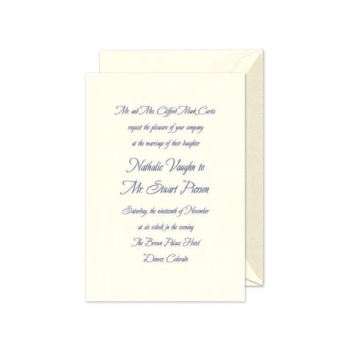 Ballroom Invitation