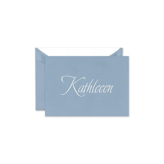 Dalton Blue Note Card