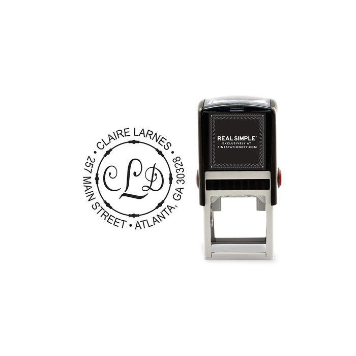 Larnes Stamp