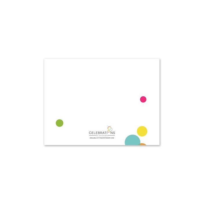 Ball of Fun Note Card