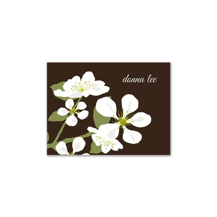 Dogwood Branch Note Card