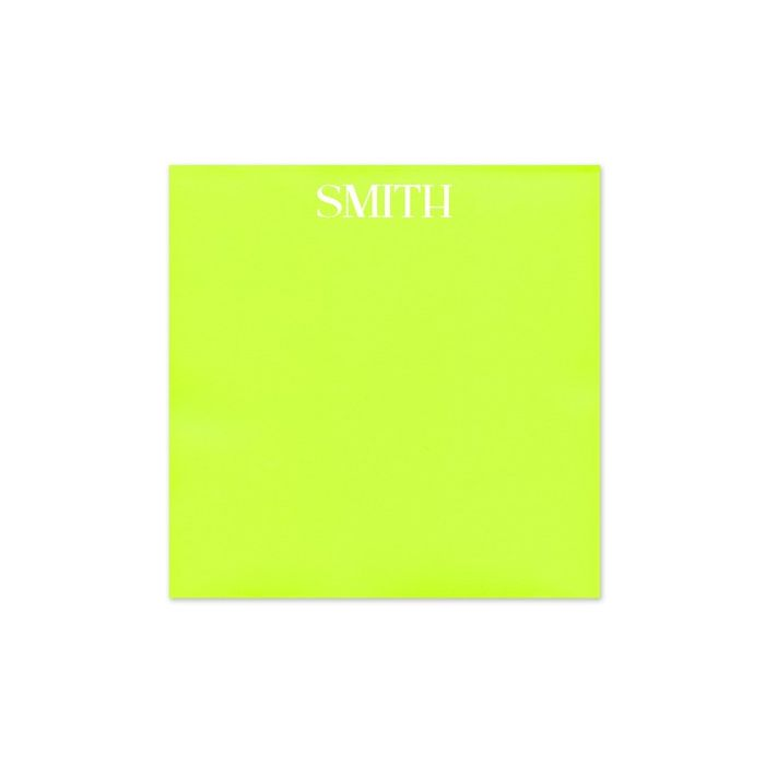 Square Tequila Lime Note Pad