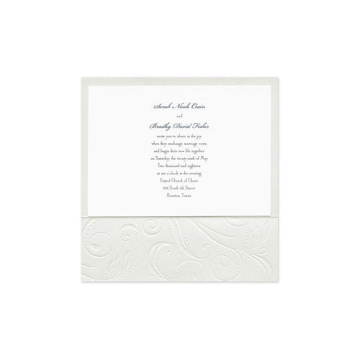 Elegance Invitation